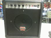X BRAND Bass Guitar Amp X-15B
